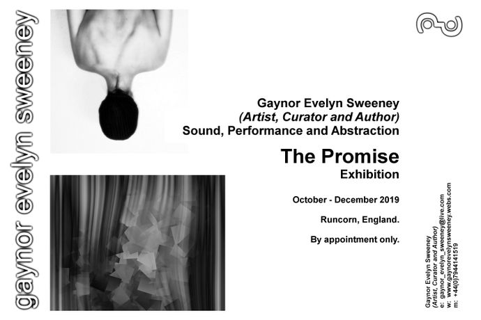 The Promise (Exhibition):  Gaynor Evelyn Sweeney (Artist, Curator and Author)