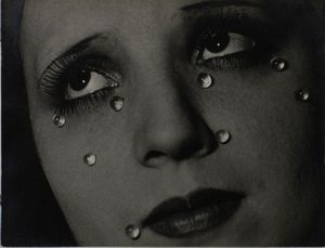 Man Ray Glass Tears (Les Larmes) 1932 The Sir Elton John Photographic Collection © Man Ray Trust/ADAGP, Paris and DACS, London 2016