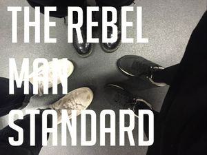 The Rebel Man Standard