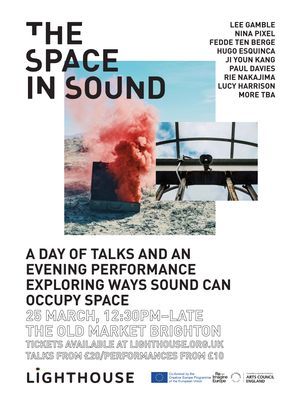 The Space in Sound poster