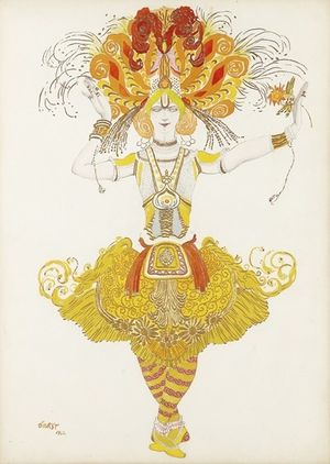 The Times and Works of Leon Bakst