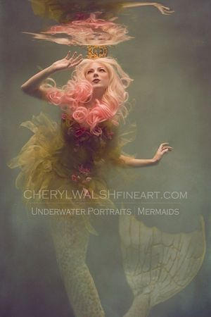 The Underwater World of Cheryl Walsh