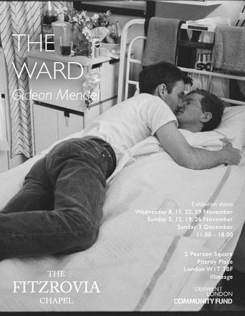 The poster for The Ward