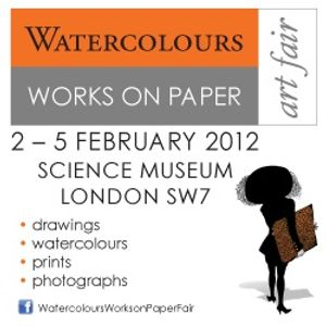 The Watercolours + Works on Paper Fair 2012