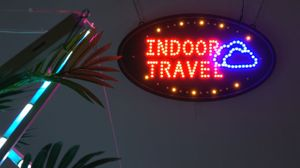 James Clar, Indoor and Travel