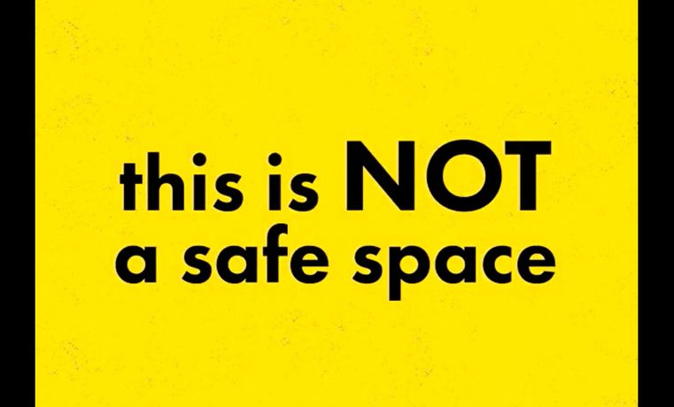 this is NOT a safe space: Image 0
