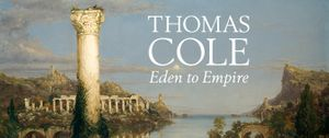 Detail from Thomas Cole, 'The Course of Empire: Desolation', 1836. Courtesy of the New-York Historical Society © Collection of The New-York Historical Society, New York / Digital image created by Oppenheimer Editions