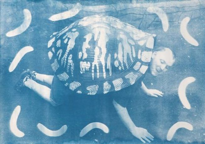 Thomas Mailaender: Cyanotypes: Image 0
