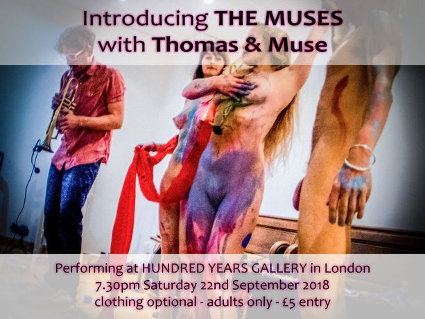 Thomas & Muse And The Muses At Hundred Years Gallery: Image 0
