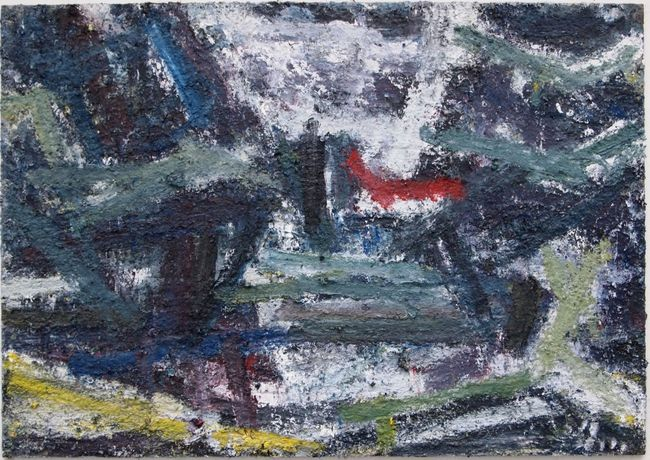Thomas Robinson: Recent Paintings: Image 0