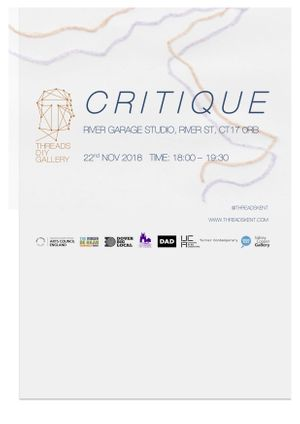 Threads Micro Residency and Open Crit