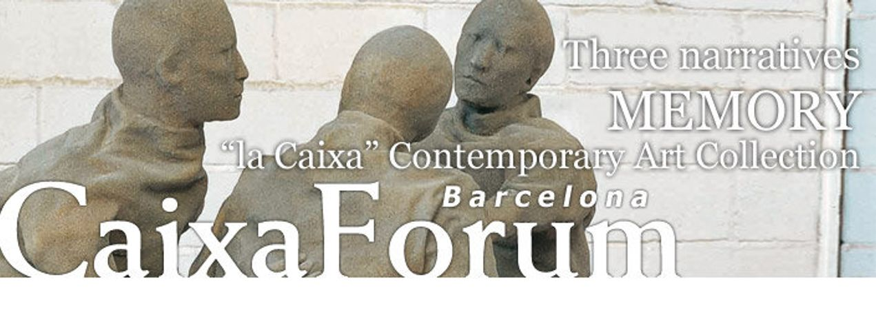 Three Narratives. MEMORY. la Caixa Contemporary Art Collection: Image 0