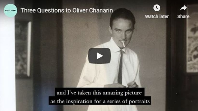 Three Questions to Oliver Chanarin: Image 0