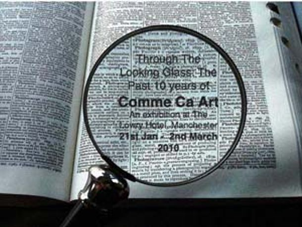 Through the Looking Glass: The Past Ten Years of Comme Ca Art: Image 0