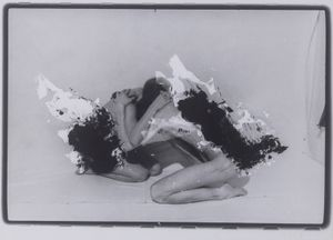Tibor Hajas, Surface Torture, 1978 (Photo: János Vető) (image courtesy of Vintage Galéria)