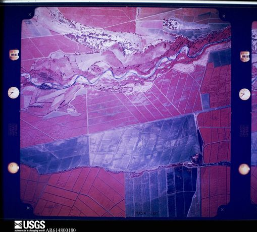 Trujillo region. U.S. Geological Survey (USGS) Earth Resources Observation and Science (EROS) Center, 1977. © USGS