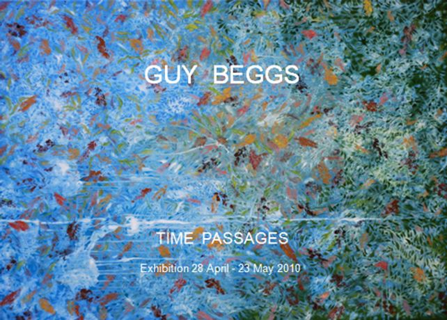 Time Passages An Exhibition of Paintings and Prints by Guy Beggs: Image 0