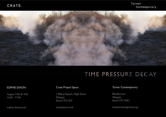 Time Pressure Decay