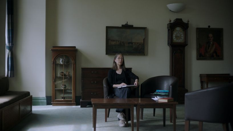 Still from Time Tries All Things by Grace Weir