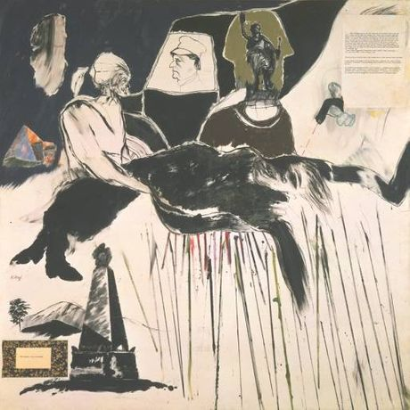 Timothy Hyman: KITAJ AND COLLAGE: Image 0