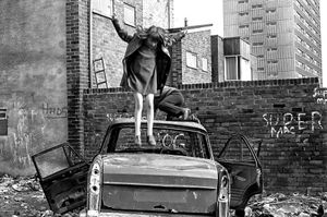 Tish Murtha  Elswick Kids, 1978 © Ella Murtha, All rights reserved. Courtesy of Ella Murtha and The Photographers' Gallery
