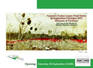 Todays Green Field Exhibition