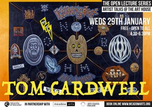 Tom Cardwell - Open Lecture