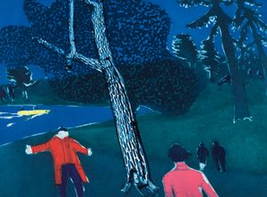 Tom Hammick: Dreams and Voyages