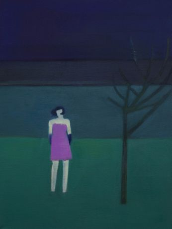 Tom Hammick, Towards the Lake, 2015