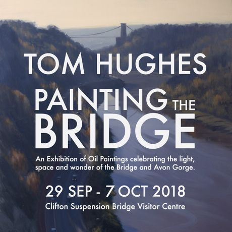 Tom Hughes - Painting the Bridge