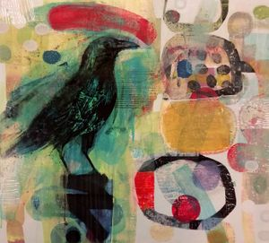 Tom Wood | The Abstract Crow | Online Abstract