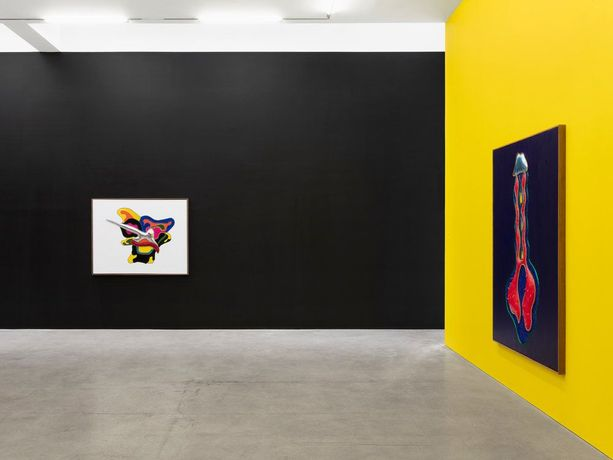 Installation View. Photo: Pierre Le Hors.