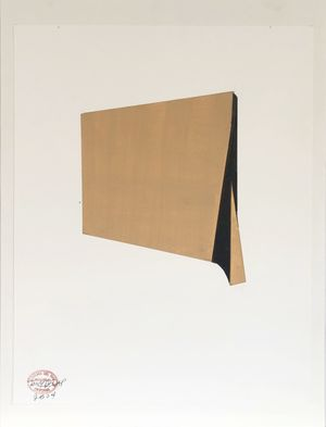 Tony DeLap: Works on Paper