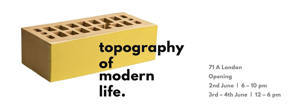 Topography of Modern Life: Image 0