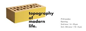 Topography of Modern Life