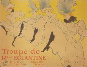 Toulouse-Lautrec and the Masters of Montmartre