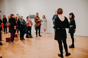 Tour: Mariana Castillo Deball: Between making and knowing something