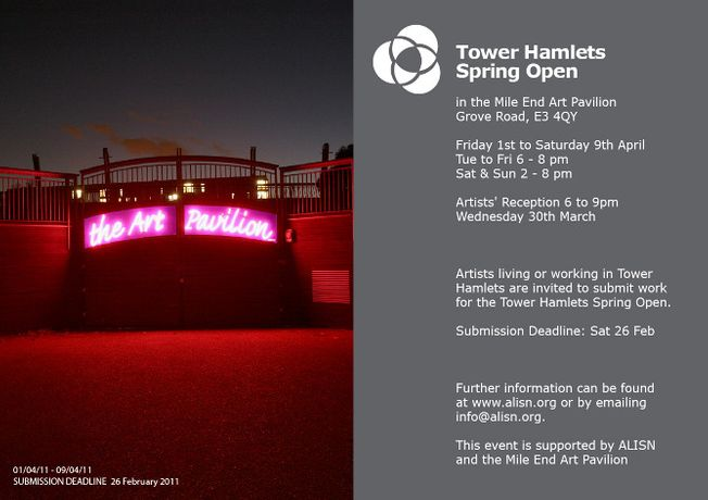 Tower Hamlets Spring Open: Image 0