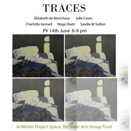 Traces at ArtWorks Project Space
