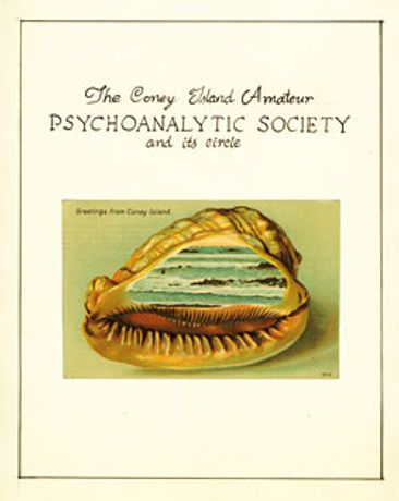 Treasa O'Brien presents: The Coney Island Amateur Psychoanalytic Society: Dream Film 1926-1972: Image 0