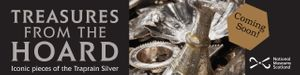 Treasures from the Hoard - Iconic pieces of the Traprain Silver