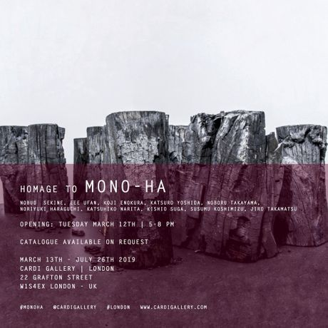 TRIBUTE to MONO-HA: Image 0