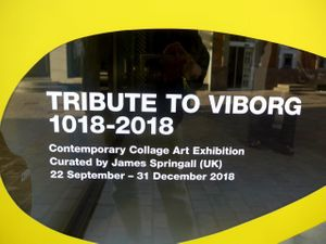 Tribute to Viborg, 1018 - 2018