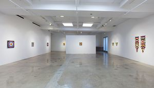 Triple Play. Installation view, Steve Turner, Los Angeles, 2020