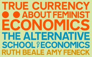 The Alternative School of Economics with sound production by Lucia Scazzocchio from Social Broadcasts, True Currency: About Feminist Economics, 2020. Visual identity designed by Ben Prescott.