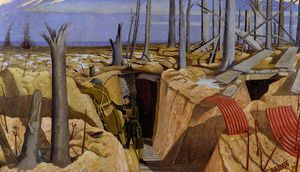 Truth and Memory: British Art of the First World War