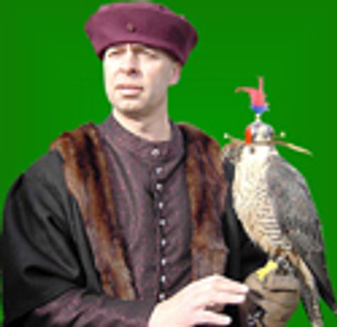 Tudor Falconry and Hawking: Talks from the Mews: Image 0