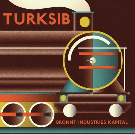 Turksib, with live soundtrack from Bronnt Industries Kapital: Image 0