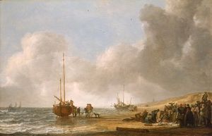 Turmoil and Tranquillity: The sea through the eyes of Dutch and Flemish masters, 1550 — 1700