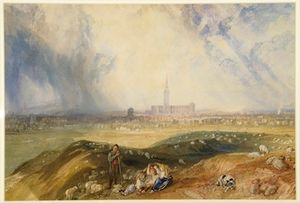 Turner's Wessex: Architecture and Ambition